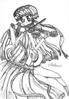 theviolinist by PieChan34-Creations