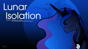 Lunar Isolation Image Art by dnewt