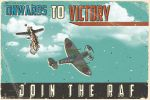 ww2 RAF recruitment posters by stevie52