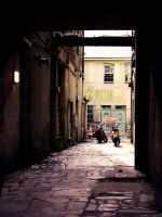 The Alley by AbbyDebz101