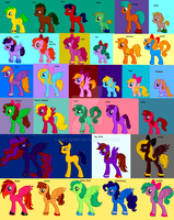 MLP-Pony creator by Ray-Wind
