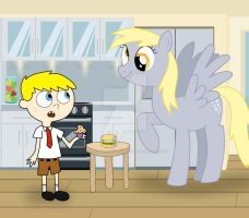 A Pegasus Swapped My Dinner by 04StartyOnlineBC88