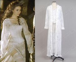 Christine Daae Fancy Dress costume for Phantom of  by moviescostume