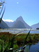New Zealand - Mitre Peak by scart