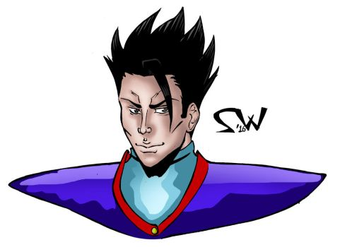 Mystic Gohan by SweetyWhite