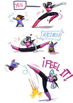 METTATON GETTING TOO INTO IT by P-cate