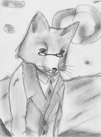 Mr.Fox by Catchra13