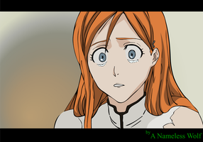 Orihime Cries by A-Nameless-Wolf