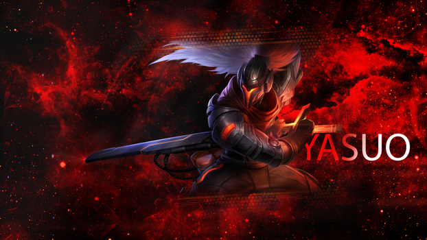 Yasuo League of Legend by Berilliant