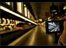 .tunnelVision by Snapperz