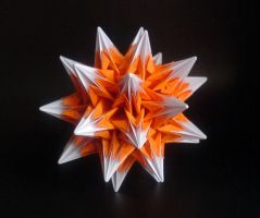 Kusudama 11 by lonely--soldier