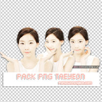 Pack PNG TaeYeon by pomzwon01