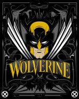 Wolverine Black by MikeMahle
