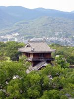 Little Pavilion KumamotoCastle by Rea-the-squirrel