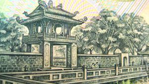 Temple Of Literature by lotring