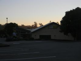 Subway Jindalee by Zomit
