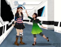 How To Train Your Human by callisto-chan