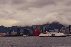 Victoria Harbour by Z-Designs