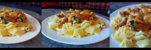 Ferrara Chicken with Pumpkin by Leichenengel