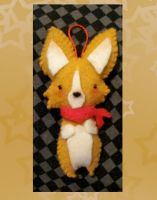 A corgi for the love of my life by CannibalSeamstress
