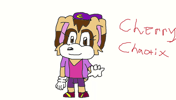 Cherry Chaotix by Shelly345