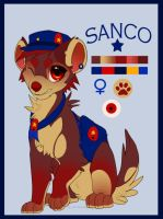 Sanco by Kitchiki