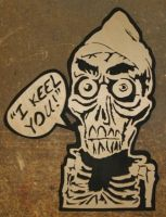 Achmed The Dead Terrorist by thrashantics