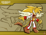 CM: Zertax the sphinx Sonic Battle style by shadowhatesomochao