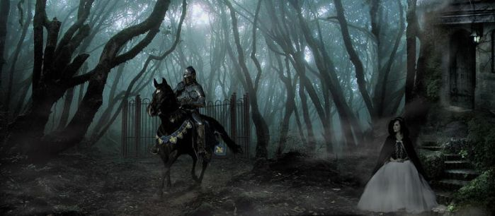 As the Knight Passes by FanFrye24