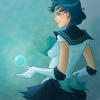 Sailor Mercury by Yami08