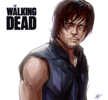 Daryl Dixon by Reiup