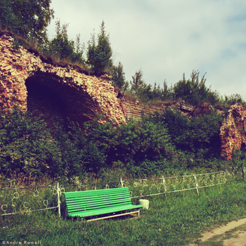 Bench by Andaro