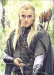 Legolas by Libfly