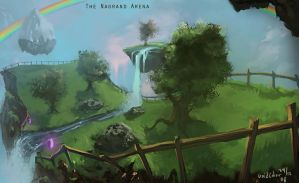 Nagrand Arena Outdoor by UnidColor