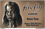 River Tam Zombified: Firefly Undead by zombiecarter