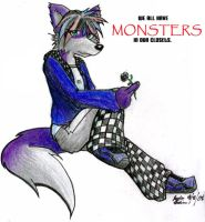 -::Our Own Monsters - Color::- by JodieTakira