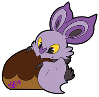 Noibat Kiribian by DrDoomy