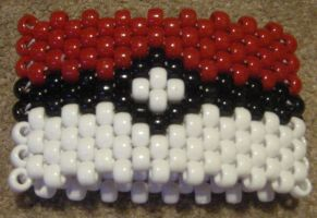 Pokeball Cuff by Jessicaxcore