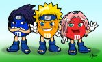 M and M's: Team 7 by Roscofox