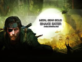 metal gear solid 3 movie by videogamemoviemaster
