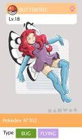 Gijinka Pokemon 012 Butterfree by saurodinus