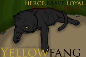 Yellowfang :: Finished by iFerneh