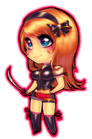 Chibi Practice - Pirate Cashoo by Pirate-Cashoo