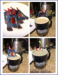 Kill La Cookie Kill: Feel The Heat by MrsCupCakeCookies