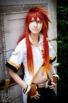 Tales of the Abyss: Smug Luke by LiquidCocaine-Photos
