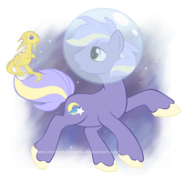 My Little Commisions - Final Frontier by ImmortalTanuki
