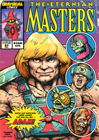 The Eternian Masters - Covering The Covers by donovanalex