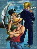 ++One Piece++ by Raftand