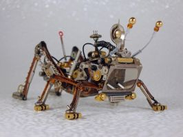 Steampunk-Clockpunk Bugs 20 by dkart71