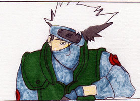 Kakashi Is Cool by tabby25